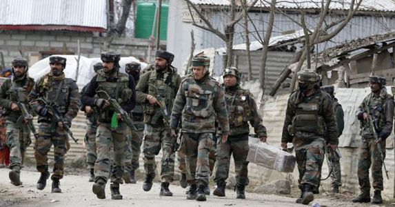 Massive combat ops by forces in Kashmir: Terrorist organisations' failed attempts continue