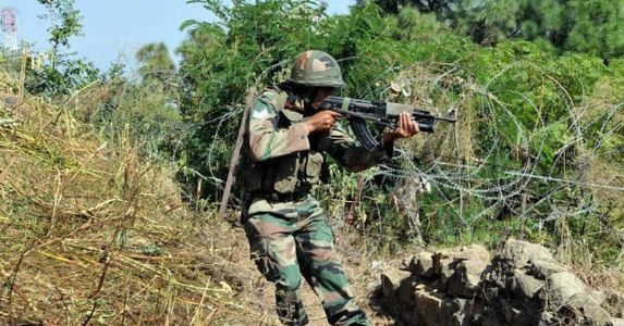 Pak continues to violate ceasefire along LoC, shells forward posts in Rajouri