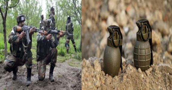 Defence Ministry planning to buy 10 Lakh hand grandes for Indian Army