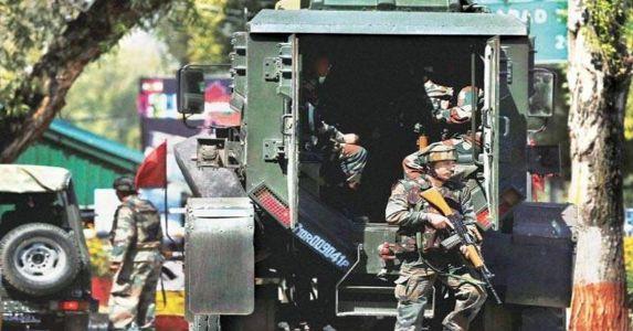 Intelligence agencies put Kashmir valley on high alert during Ramzan
