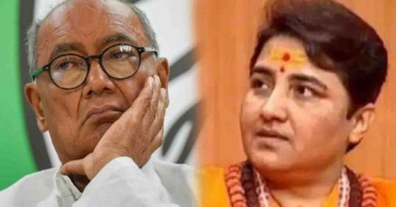 From saffron terror to saffronisation of Congress: Digvijay performs Yagna, made cops in civil uniform to wear saffron scarves to woo Hindu voters
