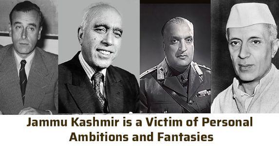 conspiracy of Mountbatten and Jammu Kashmir