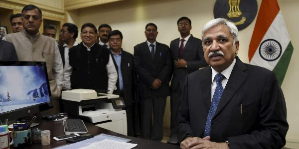 CEC Sunil Arora becomes CHAIRMAN of Association of World Election Bodies