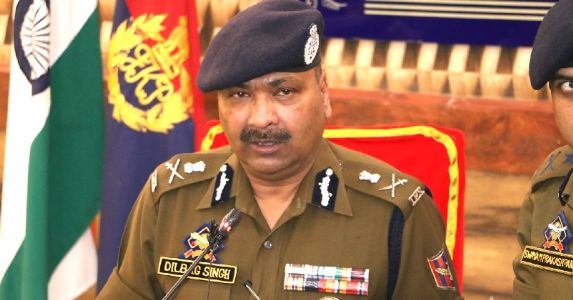 """Deradicalisation centres in Kashmir will help those who have gone astray"" – DGP Dilbag Singh"
