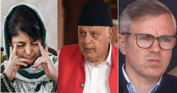 NC, PDP, Cong leaders benefitted from Roshni scheme, as did top businessmen and IAS