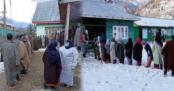 First phase of DDC polls in J&K nears 52% record voter turnout while locals enjoy democratic rights first time after Art. 370 abrogation