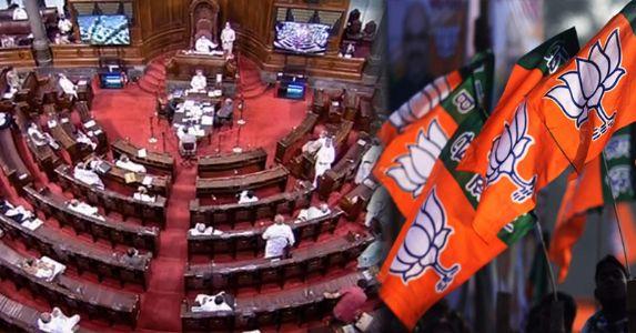 More seats in Rajya Sabha embolden BJP
