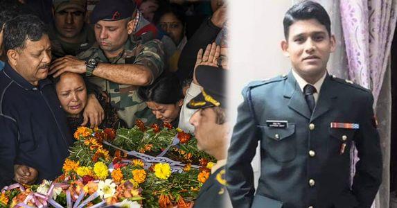 Remembering Martyr Major Chitresh Singh Bisht, 55 Engineers