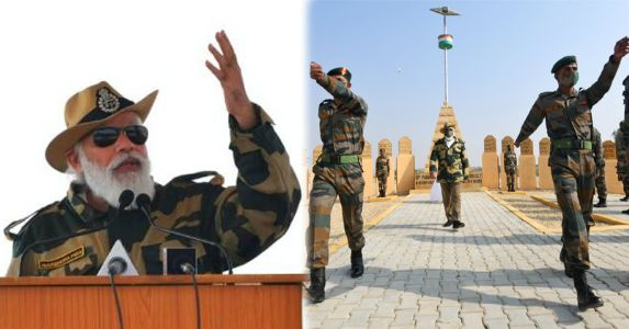 Prime Minister Narendra Modi had referred to Laungewla on Diwali, November 14, when he went to Jaisalmer. The pictures of that day can be used