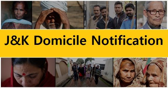 Domicile Rules Notification for J&K: Took 70 years to redress damage; J&K natives set to see a new dawn