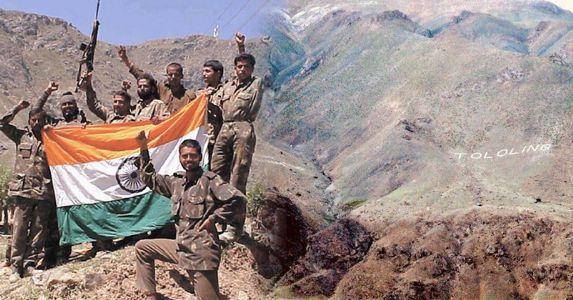 11 June; Battle of Tololing- The turning point of 1999 Kargil War