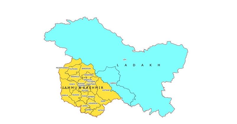 Jammu KAshmir New Map_1&n