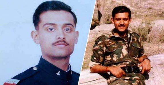28th June, Remembering Capt. Vijayant Thapar : Martyr of 1999 Kargil War