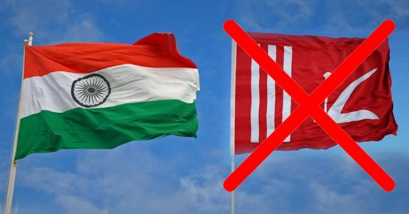 End of an era when 'doosra nishan' prevailed, No state flag day anymore in J&K