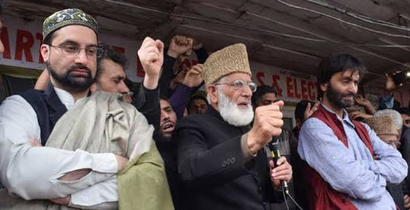 Separatists hawk, Geelani had two weapons: Pakistan backed terrorists and Islam to retain his cult