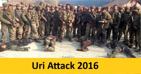Remembering 'Heroes' martyred in Uri terror-attack; A provocative assault by Pakistan challenging India's forbearance