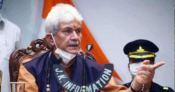 LG Manoj Sinha announces 1350 Cr economic package for J&K; 50% discount on Electricity & Water bill for a year