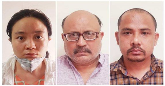 After Rajeev Sharma, Delhi Police Detains Duo of Chinese Woman and Nepali National for Leaking National Secrets