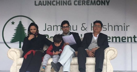 """Over 30 Months gone but GOI has not yet taken action on Allegations made against GOI by Shah Faesal ?Why affairs related to """"Kashmir""""/ """"Kashmiri"""" are even in 2021 handled with no different a policy?Behaviour of Shah Faesal IAS & handling of his Resig"""