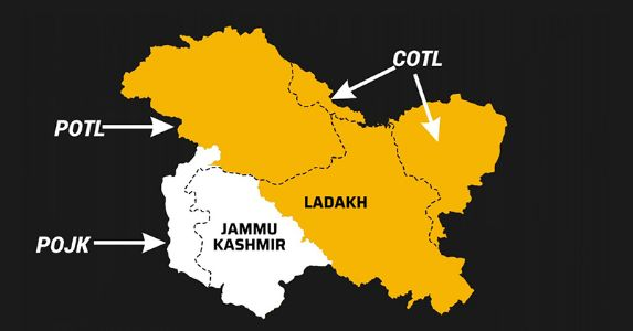"""""""Pakistan must vacate parts of Jammu & Kashmir under its occupation"""", Resolution unanimously passed by Parliament Of India on 22nd Feb 1994"""