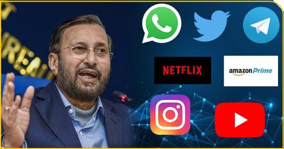 Govt announces 'Responsible Freedom' for Social Media, OTT Platforms & Digital News Portals, Here are Full Details of new guidelines for Digital World of India