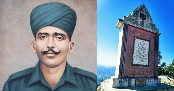 Remembering 2nd ParamVeer Chakra Martyr Naik Jadunath Singh, Hero of the Battle of Taindhar 1948