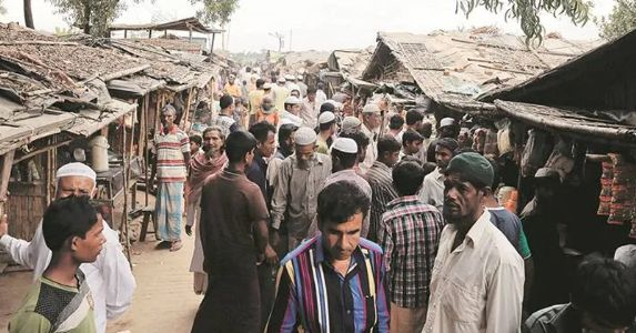 Massive action against 'illegally' placed Rohingyas in Jammu; Big Question - How they infiltrated into Jammu!