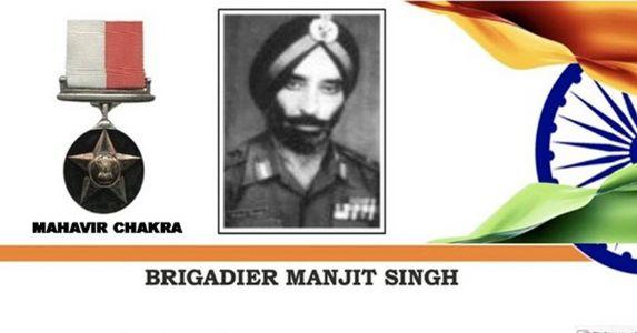 Know About Brigadier Majit Singh #RememberingOurHeroes
