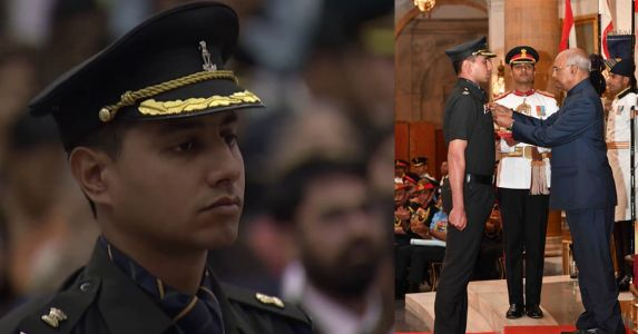 Major Tushar Gauba's unparalleled valour on the night of 23rd May 2018