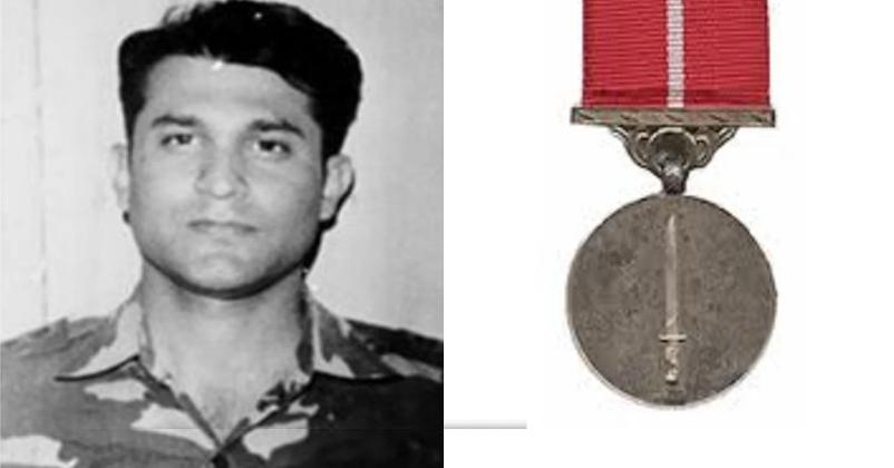 Kargil Martyr Major Ajay