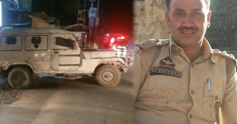 CID Inspector Parvez Ahma