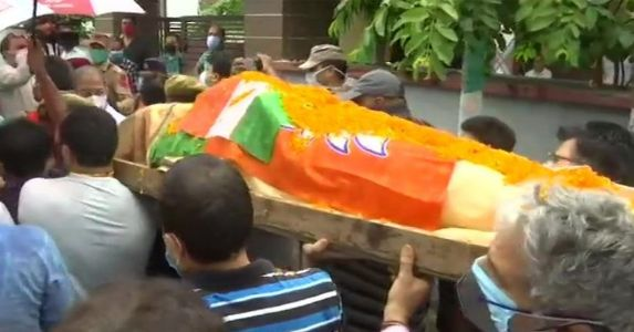 Another target-killing in Valley: Kashmiri Hindu and BJP leader Rakesh Pandita shot dead by terrorists in South Kashmir