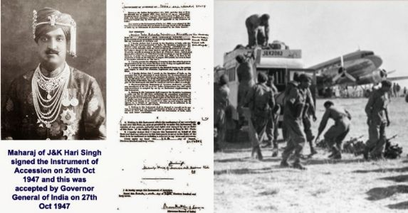 जम्मू कश्मीर में भारतीय सेना के हमले का मिथक औऱ सच