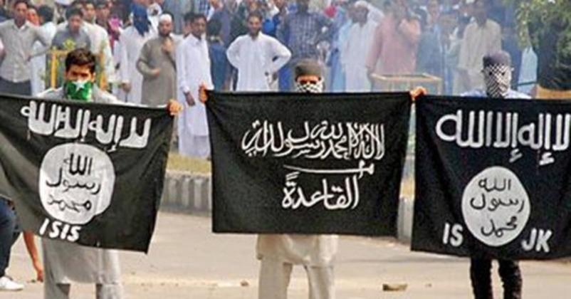 #Kashmir मस्जिदों में घुसकर गद्दी पर जा बैठा है ISIS