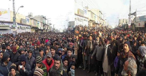 POJK के स्कर्दू में पाकिस्तान के खिलाफ उमड़ा जन सैलाब, आंदोलनकारी शिया लीडर गिरफ्तार