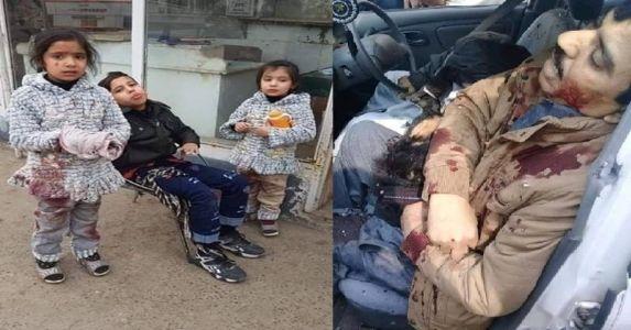 वीडियो और तस्वीरों के जरिये देखिए, कैसे साहिवाल, पाकिस्तान में सुरक्षाबलों ने सरेआम 3 बच्चों के सामने मां-बाप-बहन की हत्या की