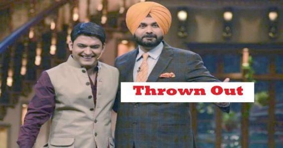 सोशल मीडिया का असर, सोनी टीवी ने सिद्धु को दिखाया कपिल शर्मा शो से बाहर का रास्ता..ठोंको ताली