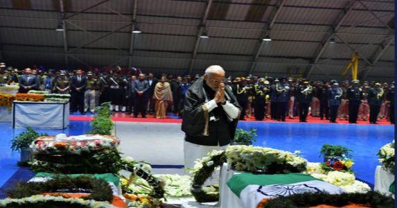 तुम्हारी शहादत व्यर्थ नहीं जाने दूँगा- प्रधानमंत्री नरेंद्र मोदी का प्रण