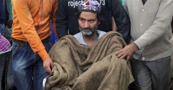 तिहाड़ जेल लाने से खफा यासीन मलिक की 12 दिनों में निकली हेकड़ी, किया भूख हड़ताल का ड्रामा, अस्पताल में भरती