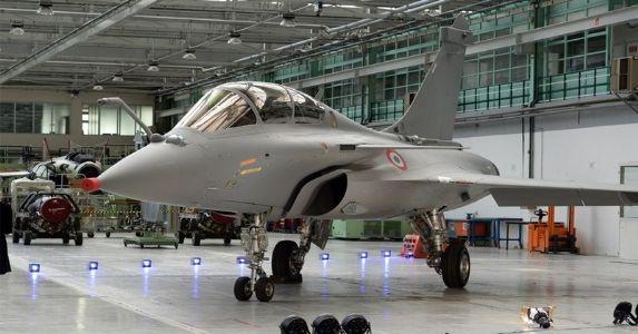 फ्रांस में IAF के रफाल ऑफिस में घुसपैठ, जासूसी वारदात की आशंका