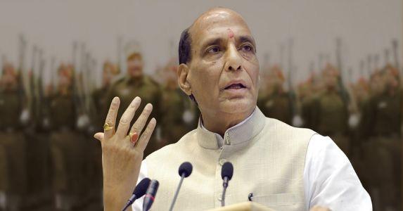 डोकलाम में भारत-चीन संयम के साथ खड़े हैं, सीमा पर तेजी से बना रहे इंफ्रास्ट्रक्चर: राजनाथ सिंह