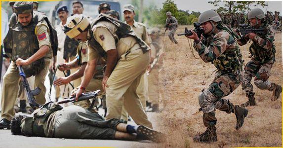 बीते 6 महीनों में जम्मू कश्मीर में 82 प्रतिशत आतंकियों का खात्मा हुआ