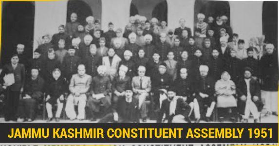 जम्मू कश्मीर संविधान सभा: क्यों बनी, क्या था इसका उद्देश्य? लेफ्टिस्ट प्रोपगैंडा का सटीक जवाब