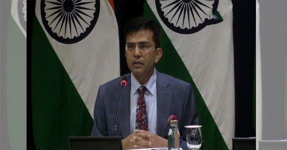 अमेरिका को भारत का संदेश- कश्मीर मुद्दे पर किसी तीसरे पक्ष को दखल देने की जरूरत नहीं