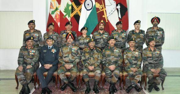 सेना की उत्तरी कमान मुख्यालय पहुंचे सेनाध्यक्ष एमएम नरवाणे, सुरक्षा स्थिति का लिया जायजा