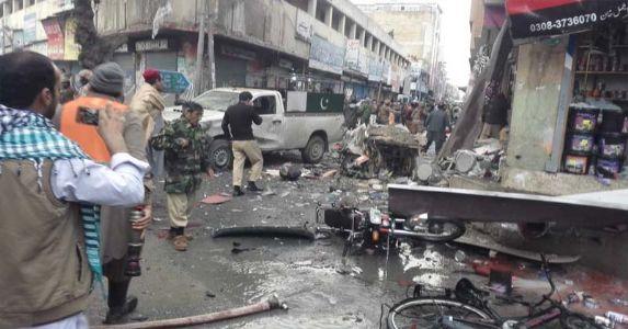 पाकिस्तान के क्वेटा शहर में बम विस्फोट, 4 लोगों की मौत, 3  से अधिक घायल