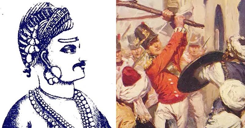 British Maratha War _1&nb