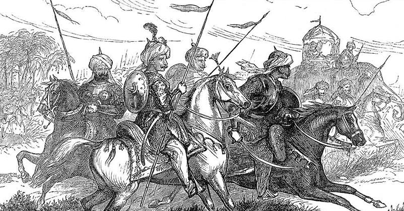 British Maratha War _2&nb