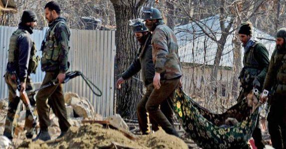 घाटी में आतंकियों का सफाया जारी, कुलगाम एनकाउंटर में 3 आतंकी ढेर