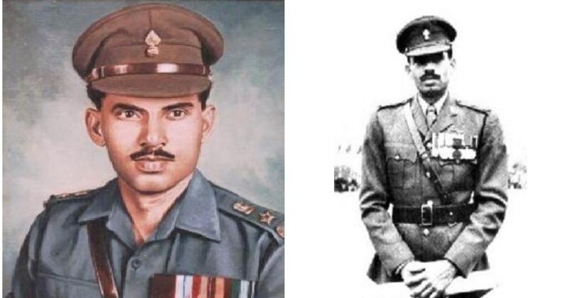 Param Vir Chakra Major Ho